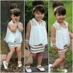 Kids fashion #girls #style