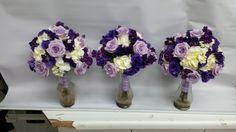 Westdale florists- Purple bouquets