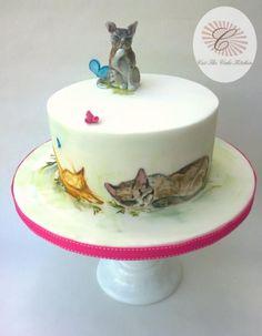 Lazy Summer Daze by Cut The Cake Kitchen