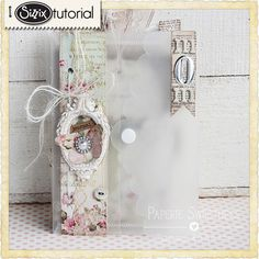 Scrapbook & Cards Today Blog: Sizzix Saturday!!! Loads of inspiration in one little post!