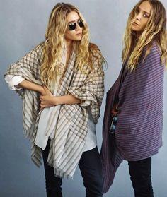 SHOOT: Olsen twins laten elkaar niet meer los in Duitse Vogue   I LOVE FASHION NEWS
