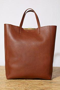 celine black patent leather handbag cabas