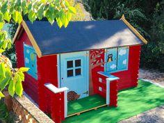 Grand Kids, Kids House, Dog, Outdoor Decor, Home Decor, Gardens, Pallets, Home, Tiny Houses