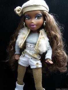 cute Bratz doll with fun outfit Bratz Doll, Barbie Dolls, Hip Hop Fashion, Love Fashion, Bratz Girls, Poppy Parker, Monster High Dolls, Barbie House, Character Outfits