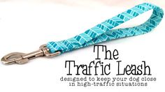 The Traffic Leash designed to keep your dog by PuddleJumperPups, $14.50
