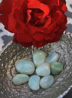 Rare Peruvian ocean opal - The Fortune Stone by TheSageGoddess, $12.00