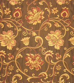 Upholstery Fabric-Barrow M8357-5247 Marigold, , hi-res