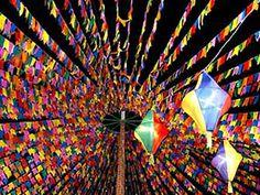A festa de São João é talvez a mais importante comemoração das festas dos santos populares do mês de junho. Festas brasileiras. arquidiocesedecampogrande.org.br
