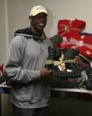 NFL Receiver Terrell T.O. Owens likes our Black/White Flannel 102  http://www.bigfeetpjs.com/pajama-sleepwear/102.html