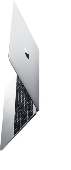 "12"" MacBook 512 GB - Silber - Apple (DE)"