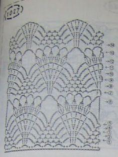 Crochet stitch pattern  #crochet