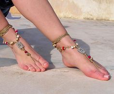 Barefoot Sandals | galleryhip.com - The Hippest Galleries!