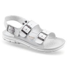 Sandale recuperare medicala reglabile. pentru femei si barbati, OrtoMed 3002-3009-P03. Marimi: 37-47. Sandals