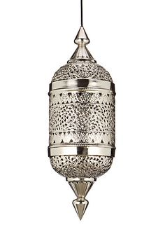 Casablanca Lantern #anthropologie  Moroccan lighting for over dining room table?