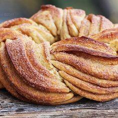 Estonian Kringel - Braided Cinnamon Bread Recipe on Food52 recipe on Food52