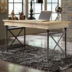 Signature Design by Ashley Shennifin Writing Desk