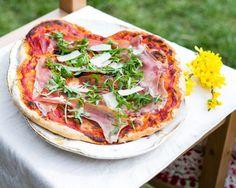 Prosciutto di Parma Pizza