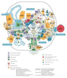 Disney World touring plans - Magic Kingdom