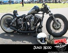 Rat 1980 Shovel - Junji Nojo - Garage Built - Private Garage Bikes - Japan
