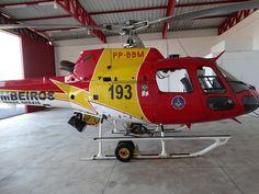 #News  Governo adquire dois helicópteros para Bombeiros, PM e Defesa Civil
