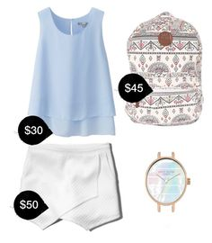 My First Polyvore Outfit by lilia-naiman on Polyvore featuring polyvore мода style Uniqlo Abercrombie & Fitch Billabong fashion clothing