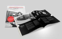 Grafisch - studie voor een (foto)boek over  Almere, vanaf het begin tot nu, gezien door de ogen van een markante Almeerder.