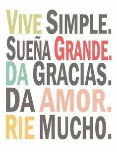 HAPPY MONDAY! SUENA GRANDE