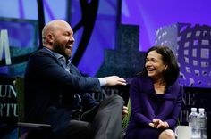 Marc Andreessen and Sheryl Sandberg: Tech Is Not Driving Income Inequality