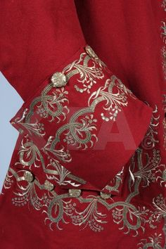18th Century Love, oldrags: Men's frock coat, 1745-50 Scotland The...