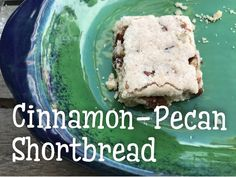 Cinnamon-Pecan Shortbread – I Read Cookbooks for Fun Cinnamon Pecans, Shortbread, Breakfast, Fun, Morning Coffee, Hilarious
