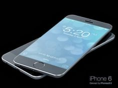 Awesome Apple iPhone, thinnest smart phone ever..