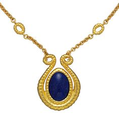 The Met Store -  American Arts and Crafts Pendant Necklace