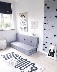 Turn the Kids Room into a Little Gym Kids Room Design Gym Kids Room Turn Girls Bedroom, Bedroom Decor, Bedroom Ideas, Design Bedroom, Bedroom Inspiration, Kids Room Design, Bedroom Vintage, Kid Spaces, Boy Room
