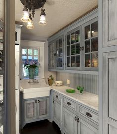 15 awesome milk painted kitchens images kitchen paint homestead rh pinterest com