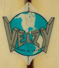 Dale Velzy - legend board shaper