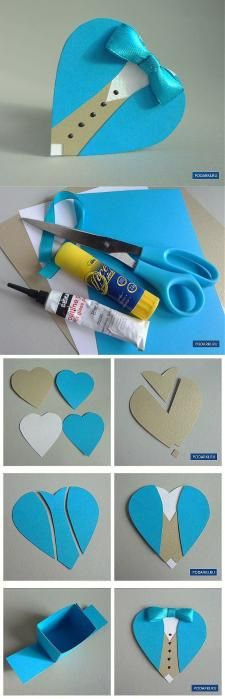 Mother& Day and Fathers Day - Page fete des meres et peres – Page 5 Mother& Day and Fathers Day – Page 5 - Diy And Crafts, Crafts For Kids, Arts And Crafts, Paper Crafts, Fathers Day Crafts, Diy Cards, Card Templates, Homemade Cards, Wedding Cards