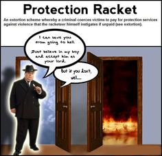 protection-racket-atheism-gnu-new-funny-lol-positive-strong-agnosticism-theism-atheist-religion.jpg (576×556)