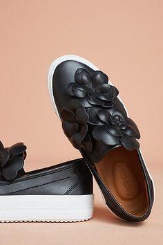 See By Chloe Floral Sneakers