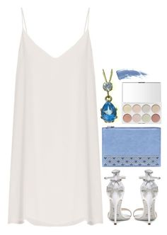"""""""Preadored 8.19"""" by emilypondng ❤ liked on Polyvore featuring Raey, Ashley Stewart, Eyeko and PreAdored"""
