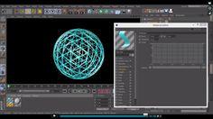 wireframe render cinema 4d tutorial