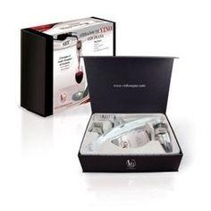 Aerator Napowietrzacz do Wina Deluxe doskonały sposób aby w szybki sposób napowietrzyć wino i uzyskać głębie smaku. Polecamy konserom wina lub jako prezent dla niego  Do kupienia -> http://www.godstoys.pl/prezenty-dla-mezczyzn