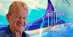SeaWorld Orlando is welcoming back renowned artist and conservationist Guy Harvey for a special weekend appearance this November: