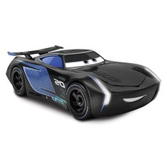Jackson Storm Model Assembly Kit - Disney Cars 3 With Light & Action Sounds for sale online Disney Pixar Cars, Disney And Dreamworks, Plastic Model Kits, Plastic Models, The Incredibles 2004, Toy Story 1995, Real Racing, Lightning Mcqueen, Cars