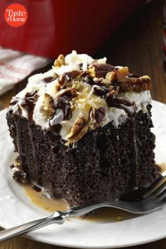 13 Desserts, Potluck Desserts, Christmas Desserts, Christmas Baking, Delicious Desserts, Cake Mix Recipes, Baking Recipes, Dessert Recipes, Food Cakes
