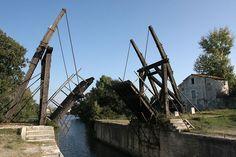 "Arles (13. Bouches-du-Rhône) - Bridge / Brücke / Pont ""Van Gogh"""
