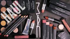 MAC COSMETICS Makeup HAUL w/ Swatches