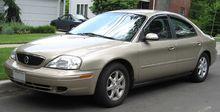 Ford Taurus (fourth generation) - Wikipedia