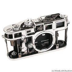 Leitz: Leica M3 Cut-Away camera