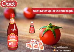 Life can be moody with Qoot tomato Ketchup. http://www.qoot.in/ #Ketchup, #sauces, #India , #tomatoketchup, #QootMasti