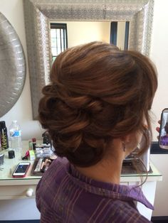 Image result for Mother of the Groom Hairstyles Updos